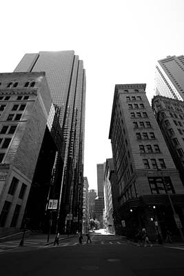 Cityspace Photograph - Boston by Jason Smith