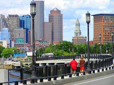 Boston Original by Oleg Zavarzin