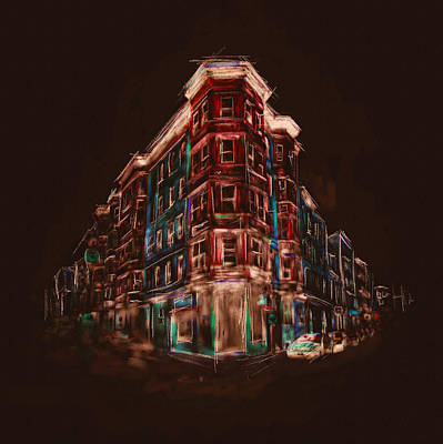 Bostons North End 222 4 Original by Mawra Tahreem