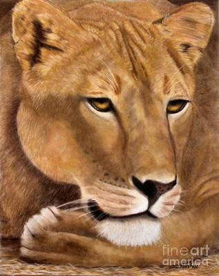 Botswana Original by Sandra  Huston