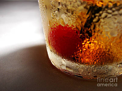 Bourbon Chill Print by Mark Holbrook
