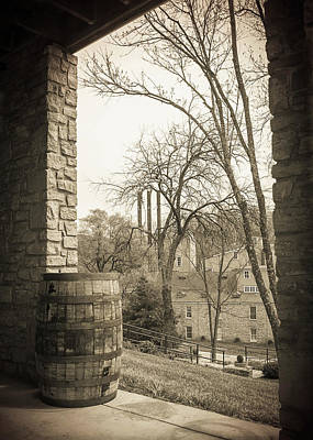 Bourbonworks Print by Karen Varnas