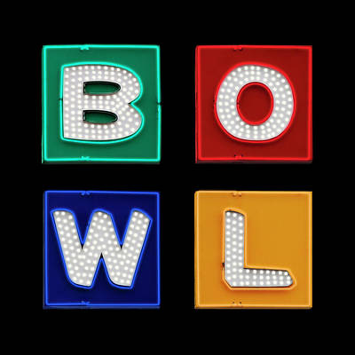 Bowl Graphic Print by Kelley King
