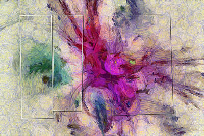 Mental Painting - Breadth Mental Picture  Id 16100-115534-66921 by S Lurk