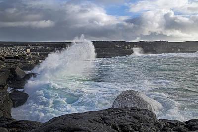 Breath Taking Ireland Print by Betsy C Knapp