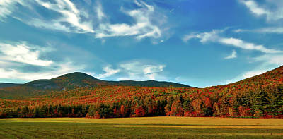Maine Meadow Photograph - Breathtaking Autumn  by Andy