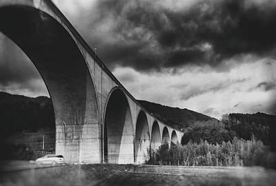 Bridges Photograph - Bridge by Hayato Matsumoto