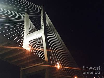 Photograph - Bridges by Robin Lewis