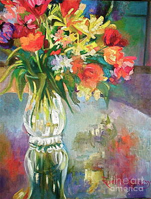 Bright Reflections Print by Reveille Kennedy