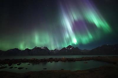 September Photograph - Bright by Tor-Ivar Naess