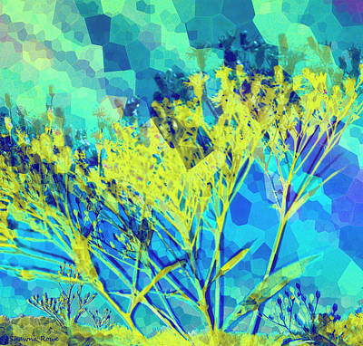 Brighter Day Print by Shawna Rowe