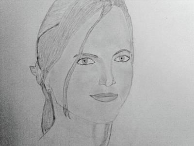 Britney Spears Print by Vivek Raj