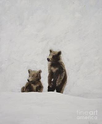 Brothers Bear Original by Robin Coomans