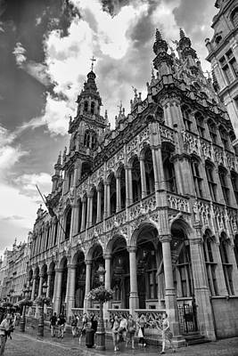 Bruxelles Photograph - Brussels City Museum by Georgia Fowler