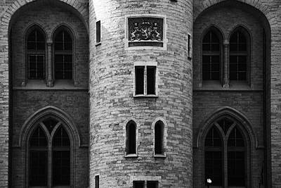 Bruxelles Photograph - Brussels Windows by Georgia Fowler