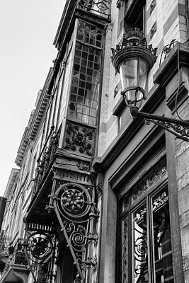 Bruxelles Photograph - Bruxelles Architecture  by Georgia Fowler