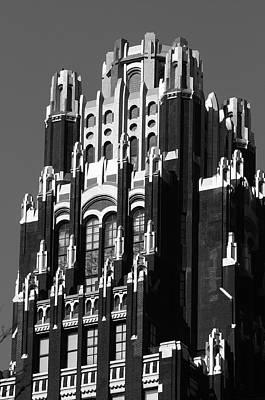 Wolkenkratzer Photograph - Bryant Park Hotel by Christian Heeb