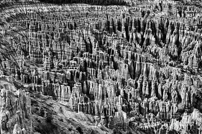 Bryce Canyon National Park Lll Print by Hideaki Sakurai