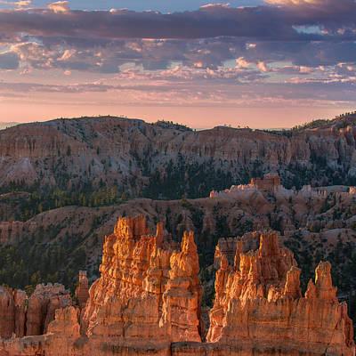 Bryce Canyon National Park Photograph - Bryce Morning by Joseph Smith