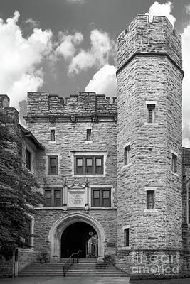Bryn Mawr College Pembroke Print by University Icons