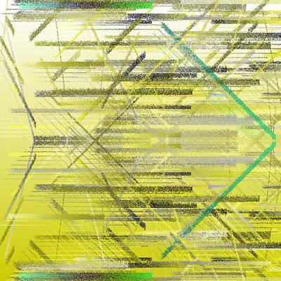 Horizontal Digital Art - Bs.1.29 by Gareth Lewis
