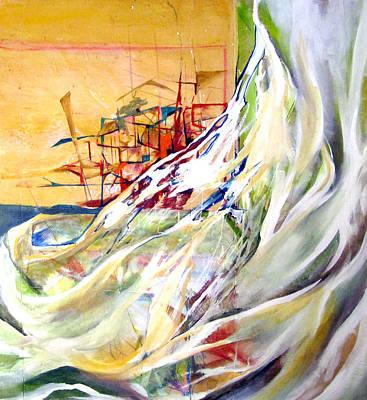 Buchholtz 2015-02 Graceful Glory 30x30  Original by Amy Buchholtz