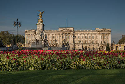 Buckingham Palace Photograph - Buckingham Palace by Martyn Higgins