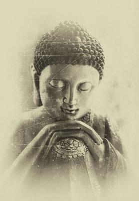 Siddharta Photograph - Buddha Dream by Madeleine Forsberg
