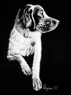 Buddy Print by Benjamin Gassmann