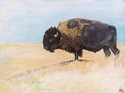 Buffalo Original by Alana Clumeck