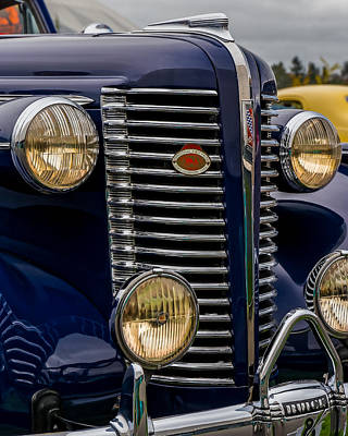 Canon 6d Photograph - Buick 8 by Thomas Hall Photography