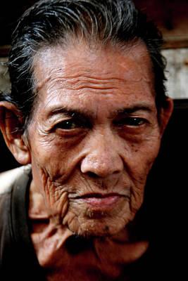 Photograph - Buko Buddy by Jez C Self