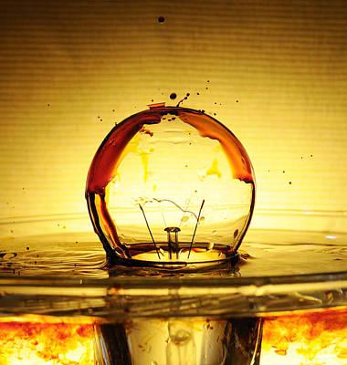 Bulb Fiction Original by Ivan Vukelic