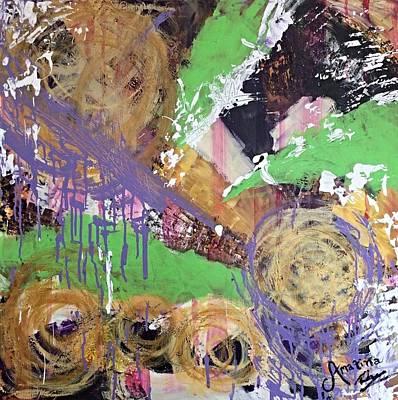 Bursting Cyclone Original by Mahlia Amatina