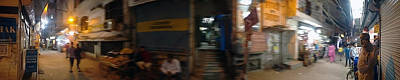 India Photograph - Busy Lane 1 by Sumit Mehndiratta