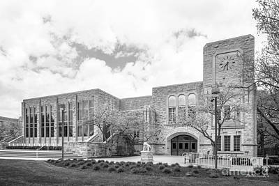Indianapolis Photograph - Butler University Atherton Union by University Icons