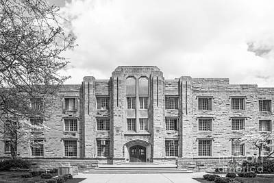 Indiana Photograph - Butler University Schwitzer Residence Hall by University Icons