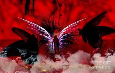 Butterfly 2 Original by LDS Dya