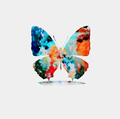 Butterfly Print by Brian Reaves