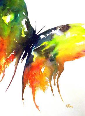 Butterfly Dance Original by Karen Ann