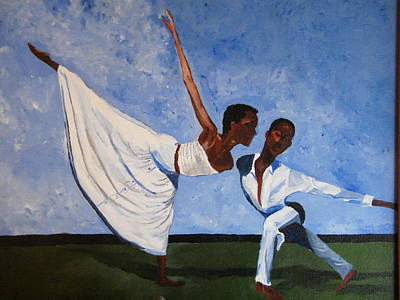 Alvin Ailey Painting - Butterfly by Phylisha Gilchrease