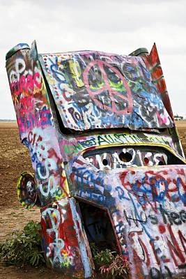 Cadillac Ranch Original by Marilyn Hunt