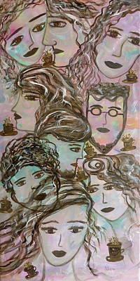 Cafe Society Original by Sara Credito