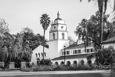 Csu Photograph - Cal State University Channel Islands Bell Tower by University Icons