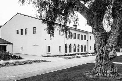 Student Union Photograph - Cal State University Channel Islands Student Union by University Icons