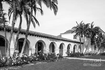 Csu Photograph - Cal State University Channel Islands University Hall Entrance by University Icons