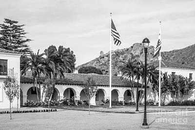 Csu Photograph - Cal State University Channel Islands University Hall by University Icons