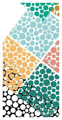 Cali Colors II Print by Edward Fielding