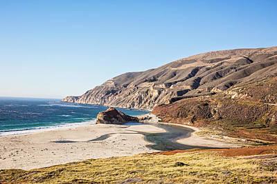 Photograph - California Beach by Scott Pellegrin