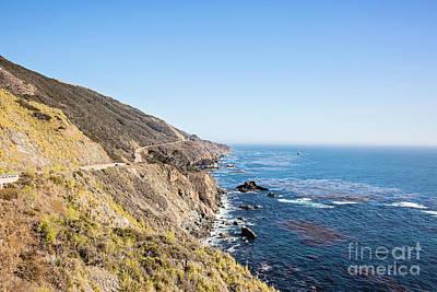 Photograph - California Coastal Highway by Scott Pellegrin